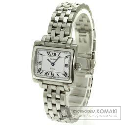 WALTHAM【ウォルサム】 スクエアフェイス 腕時計 ステンレス レディース