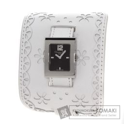 Christian Dior【クリスチャンディオール】 腕時計 ステンレス/革/革 レディース