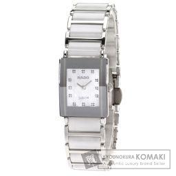 RADO【ラドー】 ダイヤスター 腕時計 2844/セラミック/セラミック レディース