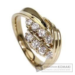 MONNICKENDAM【モニッケンダム】 ダイヤモンド リング・指輪 K18イエローゴールド レディース