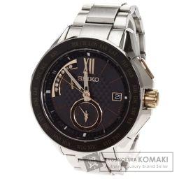 SEIKO【セイコー】 腕時計 ステンレススチール メンズ