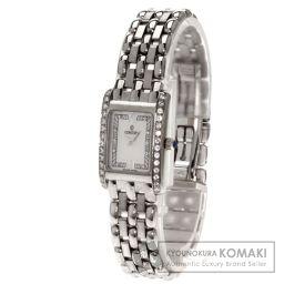 Concord【コンコルド】 ベゼルダイヤモンド 腕時計 K18ホワイトゴールド レディース