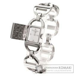 Christian Dior【クリスチャンディオール】 腕時計 2844/SS/SS レディース