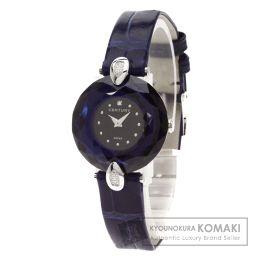 CENTURY【センチュリー】 モーグル 腕時計 K18ホワイトゴールド/アリゲーター/アリゲーター レディース