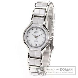 TECHNOS【テクノス】 腕時計 /セラミック/セラミック レディース