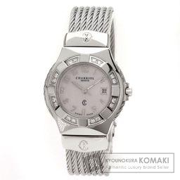 CHARRIOL【シャリオール】 ケルティック 腕時計 ステンレス/ダイヤモンド レディース