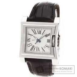 BEDAT&Co【ベダ&カンパニー】 腕時計 ステンレス/クロコダイル/クロコダイル レディース