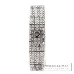 PIAGET【ピアジェ】 全面ダイヤモンド 腕時計 K18ホワイトゴールド/K18WGxダイヤモンド/K18WGxダイヤモンドダイヤモンド レディース