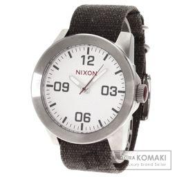NIXON【ニクソン】 THE CORPORAL 腕時計 2844/キャンバス/キャンバス メンズ