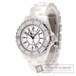 CHANEL【シャネル】 7454 腕時計 ステンレス/セラミック/セラミック レディース