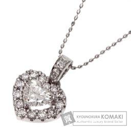 SELECT JEWELRY【セレクトジュエリー】 ダイヤモンド ネックレス K14ホワイトゴールド/K18WG/K18WG レディース