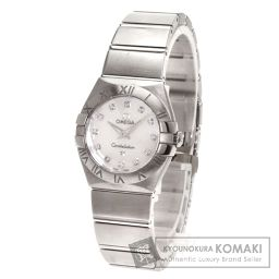 OMEGA【オメガ】 コンステレーション 腕時計 ステンレス/SS/SS レディース