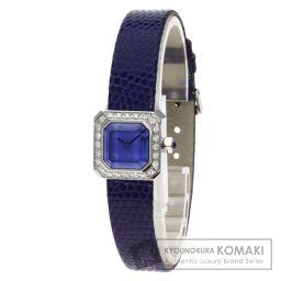 CORUM【コルム】 腕時計 ステンレス/リザード/リザードダイヤモンド レディース