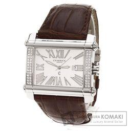 PHILIPPE CHARRIOL【フィリップ・シャリオール】 アクター 腕時計 ステンレス/クロコダイル/クロコダイルダイヤモンド メンズ