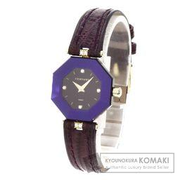 CENTURY【センチュリー】 7790 腕時計 K18イエローゴールド/リザード/リザード レディース