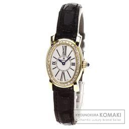 WALTHAM【ウォルサム】 レディウォルサム 腕時計 K18イエローゴールド/クロコダイル/クロコダイル メンズ