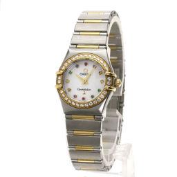 OMEGA【オメガ】 Ref.1367-79 腕時計 ステンレス/SSxK18YG/SSxK18YGダイヤモンド レディース