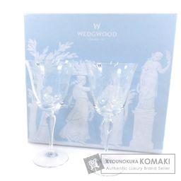 WEDGWOOD【ウエッジウッド】 ミューズ ワイン ペア グラス  ユニセックス
