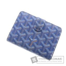 on sale 84264 5fac0 GOYARD [Goyal] Bifold Wallet with Coin Pocket PVC Women ー The best place to  buy Brand Bags Watches Jewelry, Brand Bargain