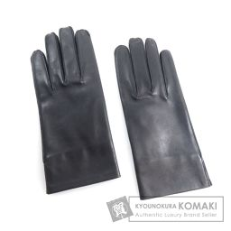 HERMES【エルメス】 GANTS HOMME HOWARD PS AGNEAU GLACE SOILE グローブ ラムスキン メンズ