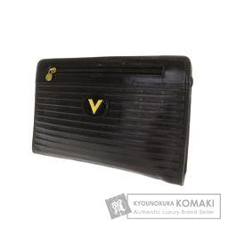 MARIO VALENTINO【マリオ・ヴァレンティノ】 セカンドバッグ PVC レディース