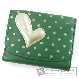 UNO KANDA【ウノ・カンダ】 二つ折り財布(小銭入れあり) カーフ レディース