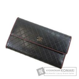 CHANEL【シャネル】 ビコローレ ココマーク 長財布(小銭入れあり) 2985 レディース