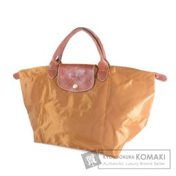Longchamp【ロンシャン】 ロゴデザイン ハンドバッグ 1643 レディース