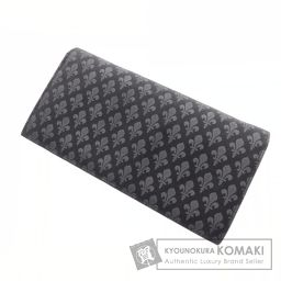 PATRICK COX【パトリックコックス】 ロゴ柄 長財布(小銭入れあり) 合成皮革 レディース