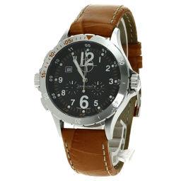 HAMILTON【ハミルトン】 H745120 腕時計 ステンレス/革/革 メンズ
