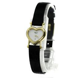 Chopard【ショパール】 12/7333 腕時計 K18イエローゴールド/アリゲーター/アリゲーター レディース