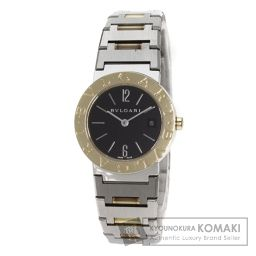 BVLGARI【ブルガリ】 BB26SGD 腕時計 ステンレス/SS/K18YG レディース