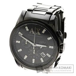 ARMANI EXCHANGE【アルマーニエクスチェンジ】 腕時計 ステンレス メンズ