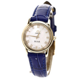 OMEGA【オメガ】 7708 腕時計 /アリゲーター/アリゲーター レディース