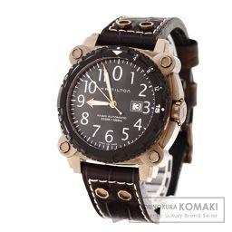 HAMILTON【ハミルトン】 H78525 腕時計 ステンレス/革 メンズ