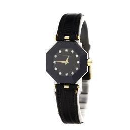 CENTURY【センチュリー】 腕時計 K18イエローゴールド/リザード/リザード レディース