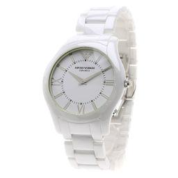 Emporio Armani【エンポリオ・アルマーニ】 AR-1442 腕時計 セラミック/セラミック/セラミック メンズ