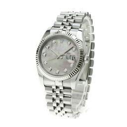 ROLEX【ロレックス】 116234NG 7705 腕時計 K18ホワイトゴールド/ステンレス/SS メンズ