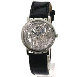 SEIKO【セイコー】 GBBD985 腕時計 プラチナ/革/革 メンズ