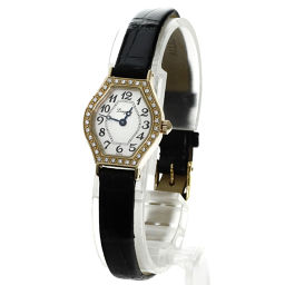 LONGINES【ロンジン】 L5.184.9 腕時計 /アリゲーター/アリゲーター レディース