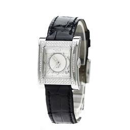 BEDAT&Co【ベダ&カンパニー】 727 腕時計 ステンレス/革/革ダイヤモンド レディース