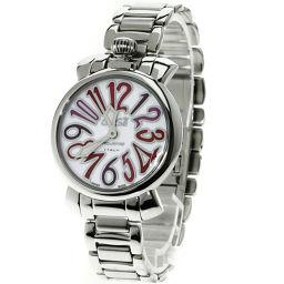 Gaga Milano【ガガ・ミラノ】 腕時計 ステンレス/SS/SS レディース