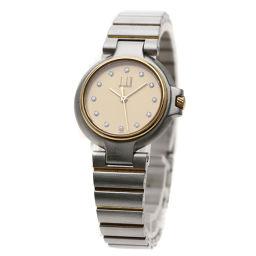 Dunhill【ダンヒル】 腕時計 ステンレス レディース