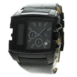 DIESEL【ディーゼル】 腕時計 ステンレス/革/革 メンズ