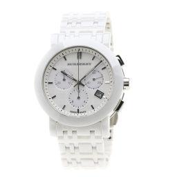 BURBERRY【バーバリー】 BU1770 腕時計 セラミック/SS/SS メンズ