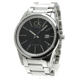 CALVIN KLEIN【カルバンクライン】 腕時計 ステンレス/SS/SS メンズ