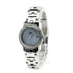 HERMES【エルメス】 CL4.210 腕時計 ステンレス/SS/SS レディース