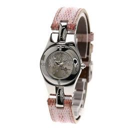 Baume & Mercier【ボーム&メルシェ】 腕時計 ステンレス/革/革 レディース
