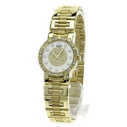 PIAGET【ピアジェ】 腕時計 K18イエローゴールド レディース
