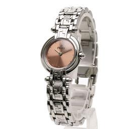FENDI【フェンディ】 腕時計 ステンレス レディース